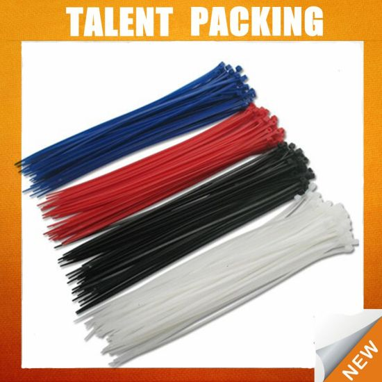 Wire Organizer Cable Accessories Nylon Cable Ties Factory in China