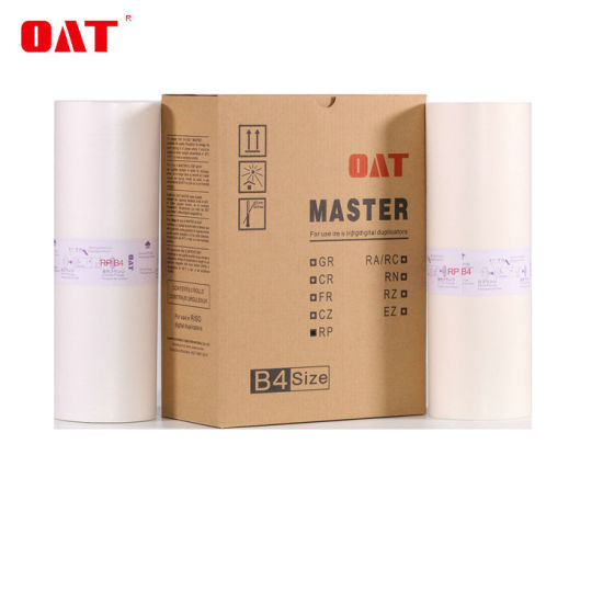 RP B4 Master for Use in RP210/250