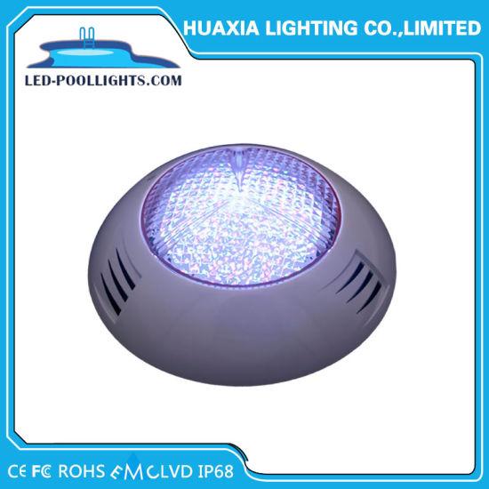 IP68 RGB Wall Hang LED Swimming Pool Light DC12V Underwater Light Lamp
