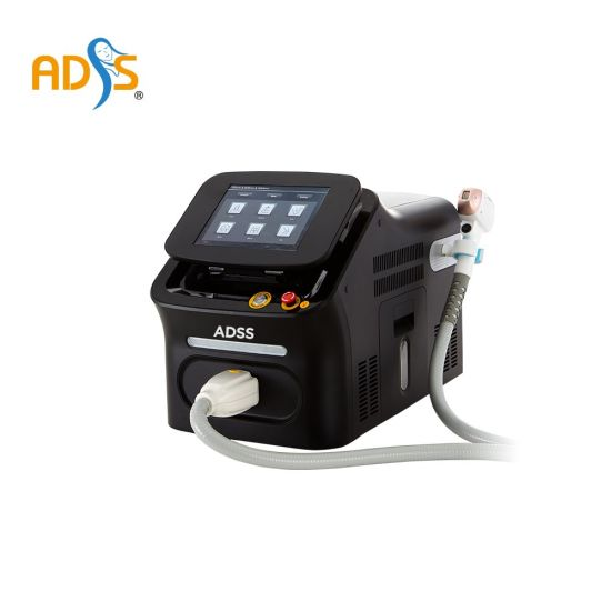ADSS Portable Salon Equipment Diode Laser for Hair Removal Machine