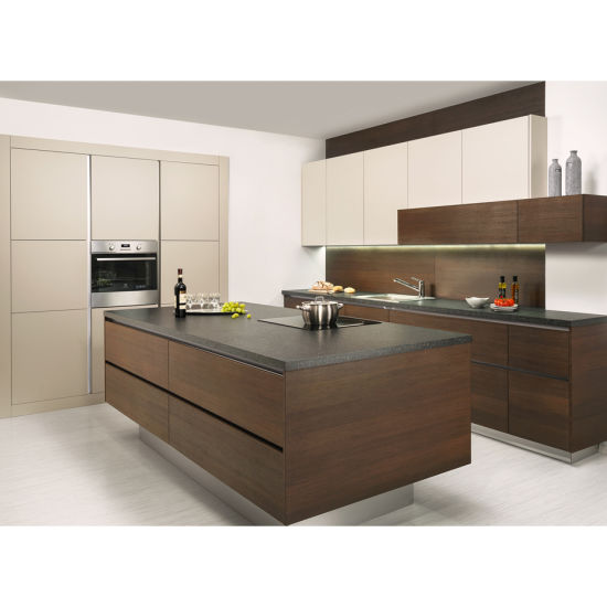 Wholesale High Gloss Lacquer Modern Kitchen Cabinet Free Standing Cabinets Modular Kitchen Design