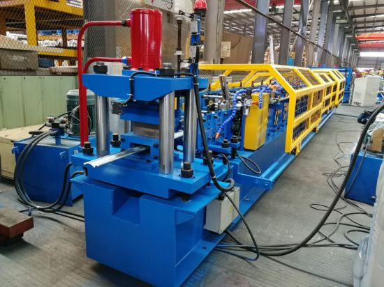 Xiamen Liming Roll Shutter Door Machine