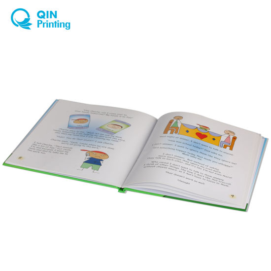 Best Eco Printer 2020 China Eco Friendly Good Quality Fulll Color Child Book Printing