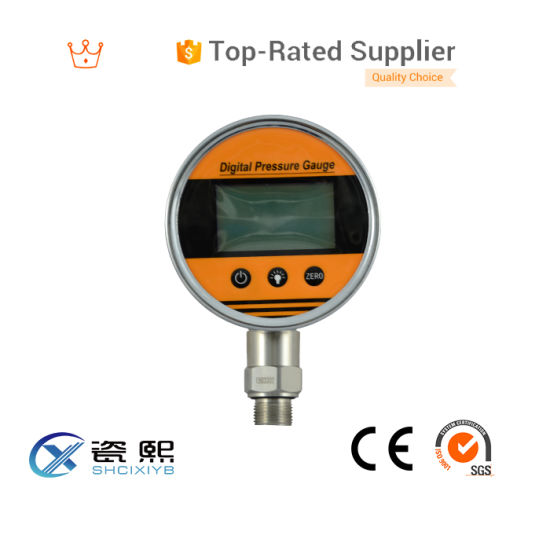 China Cx-DPG-109 Test Digital Pressure Gauge (CX-DPG-109) - China