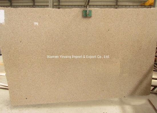 Yellow Granite Sunset Gold Granite Brown/Beige Granite Slabs Tiles
