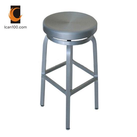 Incredible Eco Friendly Material Malaysia Commercial Industrial Restaurant Aluminum Bar Stool Chair Dc 06126 Inzonedesignstudio Interior Chair Design Inzonedesignstudiocom