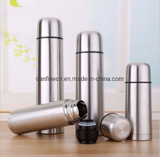 Stainless Steel Sublimation Vacuum Cup, Classic Vacuum Bullet Cup, Wholesale Custom Gift