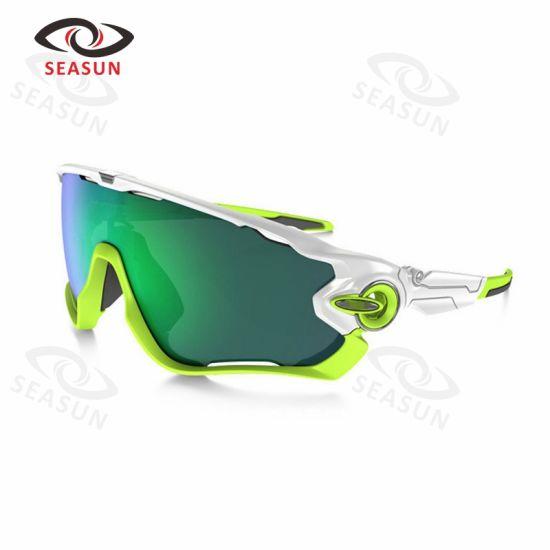 2019 UV400 Fashion Polarized Cycling Sports Sunglasses Eco