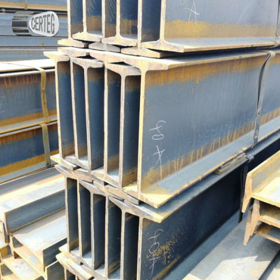 SGS Quality Insurance S355 Steel I Beam I Section For Construction Usage