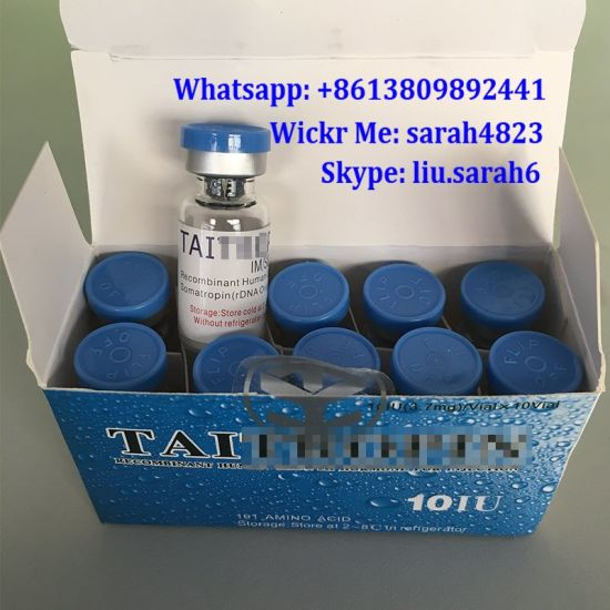 Human 191AA Finished Steroids Growth Taitropinhgh Hormone pictures & photos