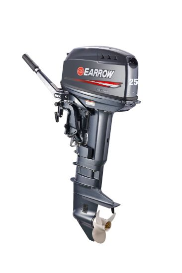 25HP Outboards 30HP 2 Stroke Outboard Motor Durable and Powerful for Salt Water Use