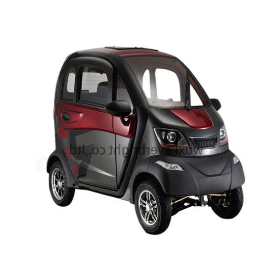 2019 4 Wheel 2 Seats Electric Car Vehicle Small Mini Smart
