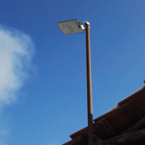 China 5w 10w Led Outdoor Solar Yard