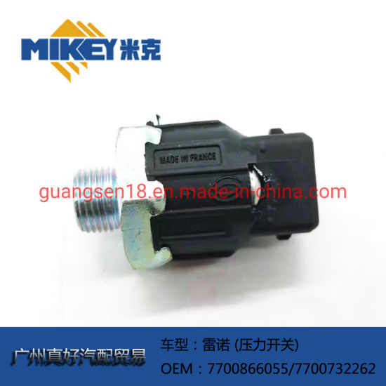 Product Model: 7700866055/7700732262, Renault Series, Air Conditioning Pressure Switch/Pressure Valve pictures & photos
