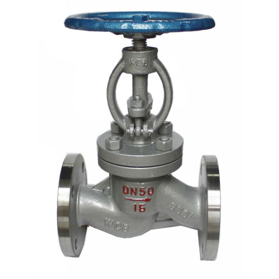 High Quality Stainless Steel Steam Globe Valve pictures & photos