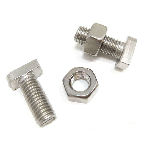 Types Lock Nuts Fastener Products Carbon Steel High Quality Nylon Insert Hexagon Lock Nuts China Carbon Steel Bolt Stainless Steel Bolt Made In China Com