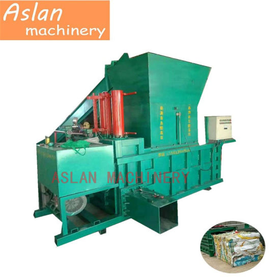 Automatic Hydraulic Baler Machine/ Cardboard Hydraulic Baling Price for Sale