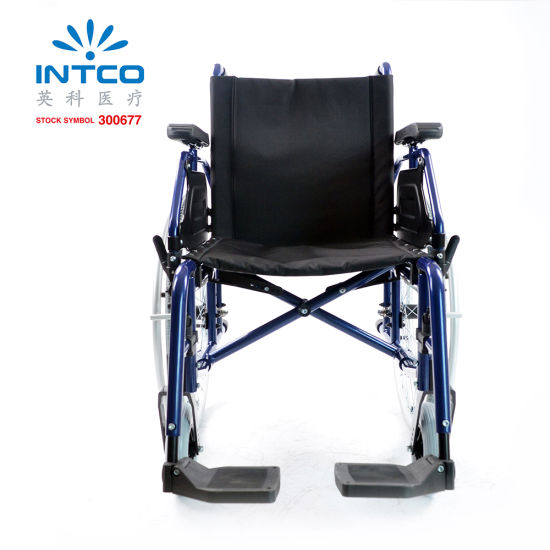 Groovy China Seat Height And Depth Adjustable Manual Wheelchair Machost Co Dining Chair Design Ideas Machostcouk