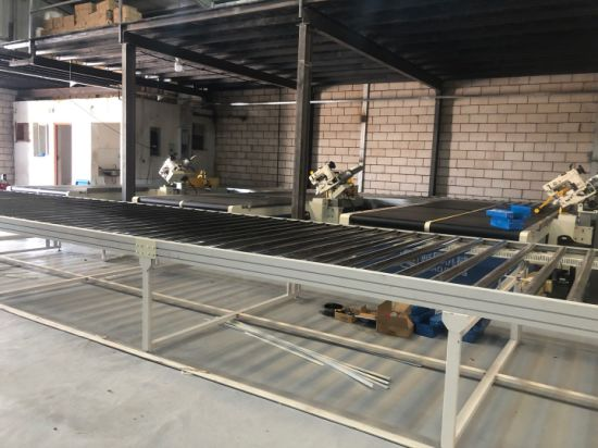 Automatic Mattress Conveyor System/Mattress Production Line/Roller Conveyor