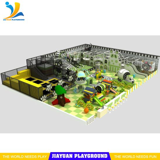 Generation3.0 Playground Equipment, Highly Commercial Business Plan Trampoline Park for Sale