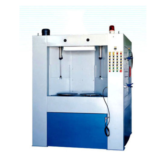 Continuous Rotary Turntable Sand Shot Blasting Machine for Sale