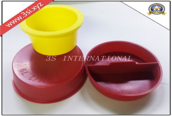 Red Plastic Tapered Plugs and Covers for Tube/Pipe (YZF-E71)