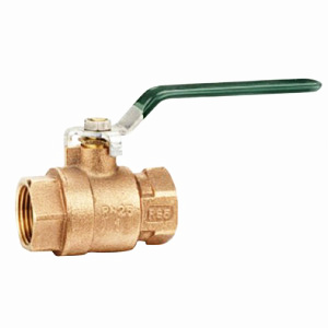 Brass Ball Valves Bronze Fip X Fip for American Market
