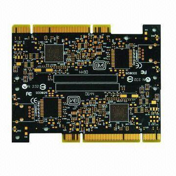 High Quality PCB Gold Finger Circuit Board with PCB Assembly