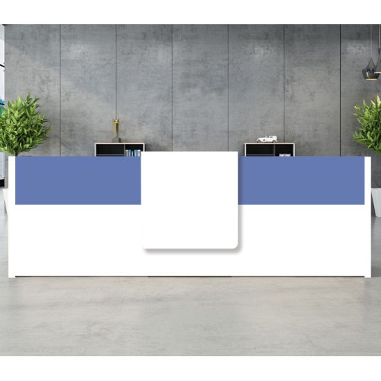 Reception Table Counter Table Reception Desk Counter Table Counter Desk Cashier Checkout Counter Modern Office Furniture