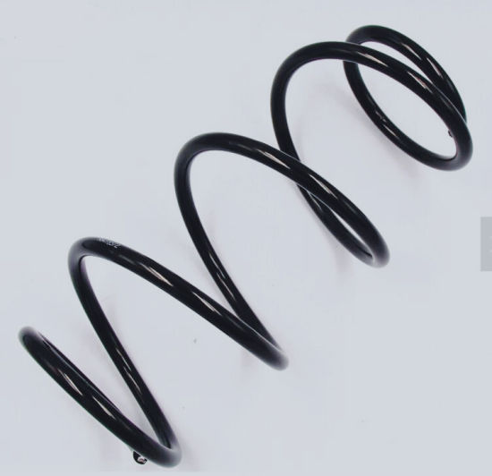 Hot Sale SAE 9254 Auto Spare Parts Carbon Steel Wire Coil Spring.