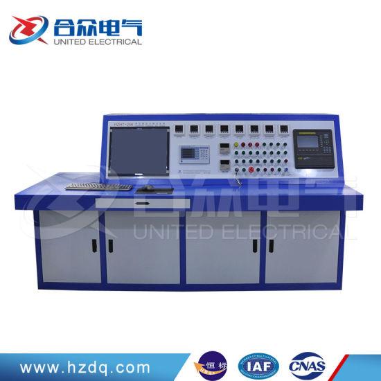 Transformer Comprehensive Characteristics Test Bench/Lab Equipment