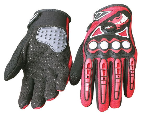 Best Quality Moto Racing Gloves Leather Cycling Glove