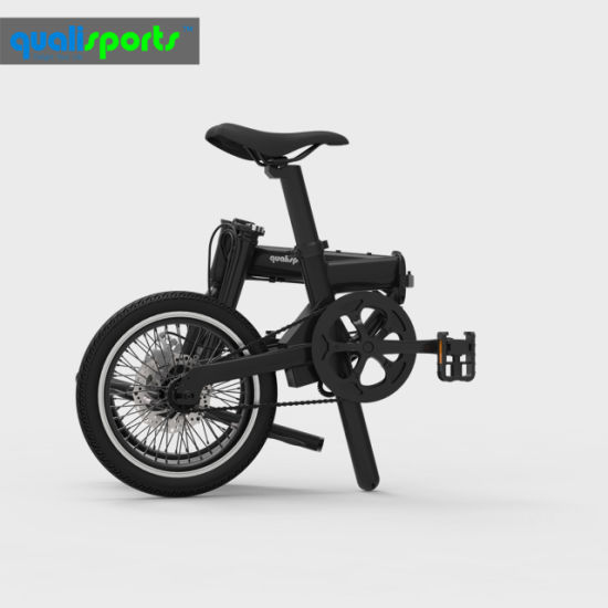 Lightest 16 Inch 36V 250W Folding Electric Bike pictures & photos
