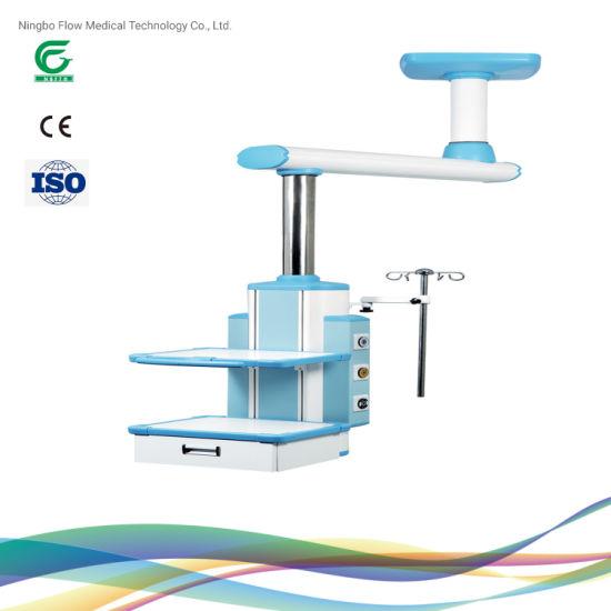 Lifting Motorized Multifunction Electric Medical Endoscope Pendant Hospital Equipment
