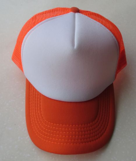 Cheap Printing Foam and Mesh Promotional Trucker Hat