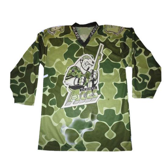 Design Custom Make Personalized Your Own Team Ice Hockey Jerseys Professional High Quality Team Hockey Uniforms Custom Jersey