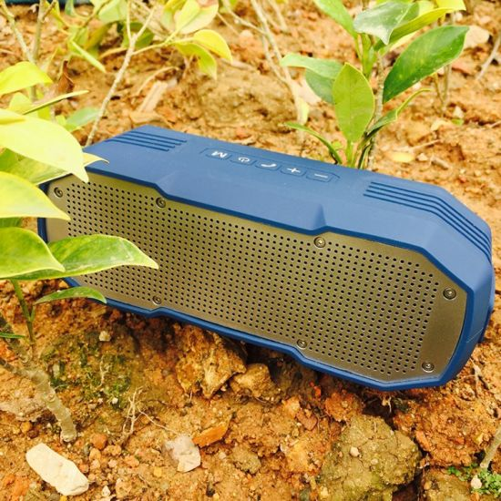 Mini Portable Stereo Bluetooth Wireless Speaker for Outdoor pictures & photos