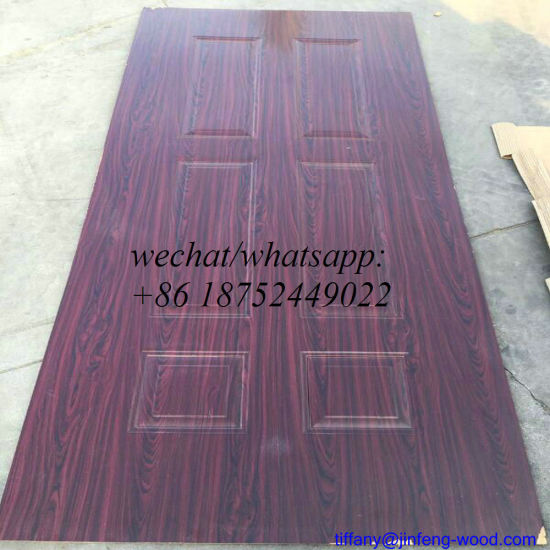 840*2150*3mm Melamine Skin Door pictures & photos
