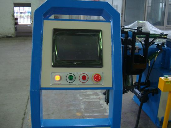 Three Dimensional Tube Bending Machine (63NCBA) pictures & photos
