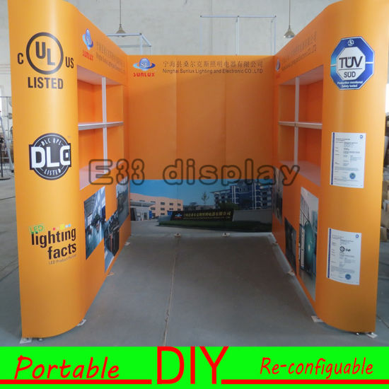 Exhibition Shell Quotes : China high quality modular standard shell scheme trade show