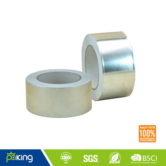 High Quality Aluminum Foil Tape with Liner Paper pictures & photos