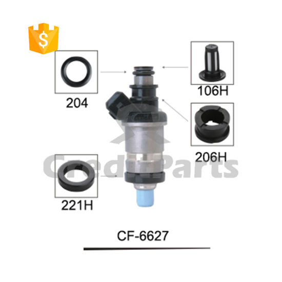 China CF-6627 Denso Fuel Injector Gasoline Injection Repair