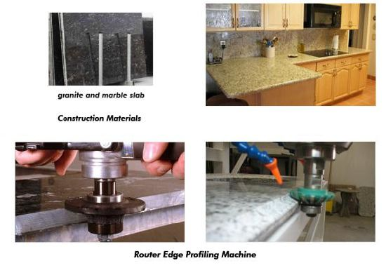 Vacuum Brazed Router Bits, Diamond Grinding Tools pictures & photos