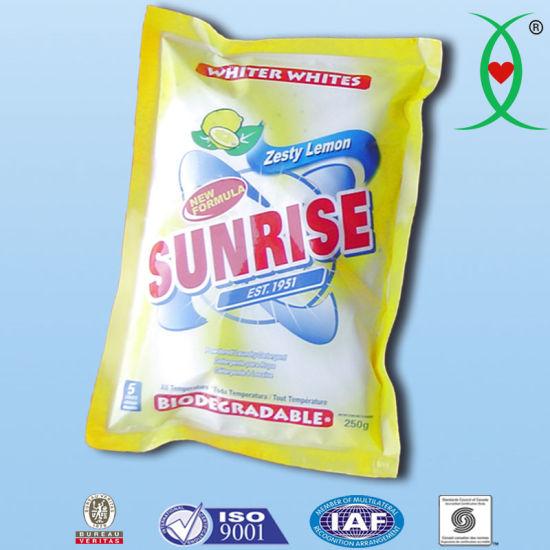 Hand Wash Rich Foam Customized Brand Laundry Powder Detergent