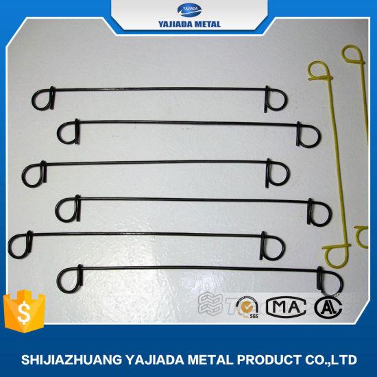 Double Loop Tie Wire Factory Price 2019