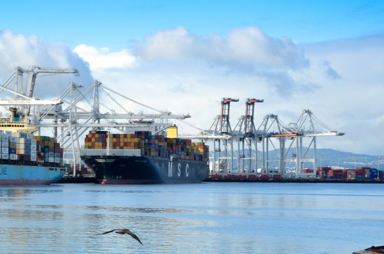 Ocear Freight From China to Oakland, Ca Shipping Forwarder