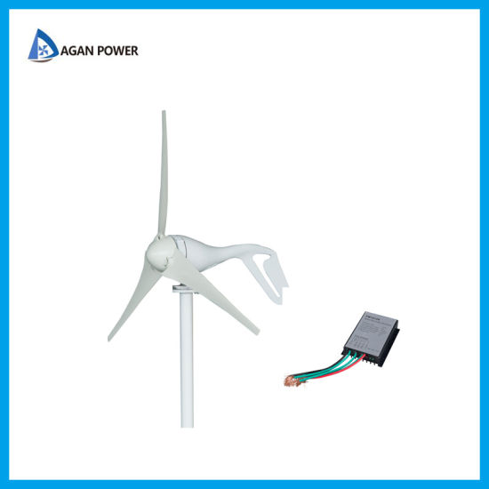 Small Wind Turbine with 3 Phase AC Output 300W pictures & photos