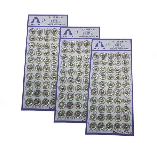 Factory High Quality Electroplating Buttons 3#