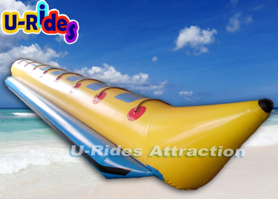durable boat inflatable towable banana boat for sea pictures & photos
