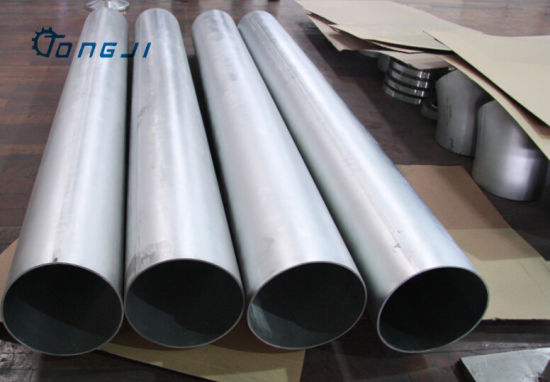 The Best Price Titanium Welded Tube & Pipe (Grade 12) pictures & photos